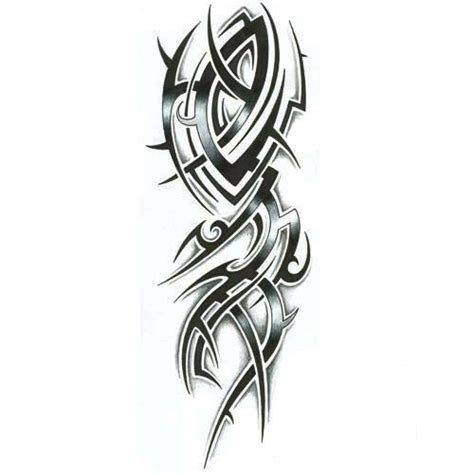 shaded tribal tattoos collection of 25 shaded tribal design