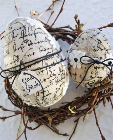 tutorial del decoupage uova di pasqua il decoupage come realizzare le uova di