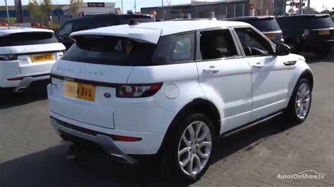 range rover white 2015 land rover range rover evoque sd4 dynamic white 2015