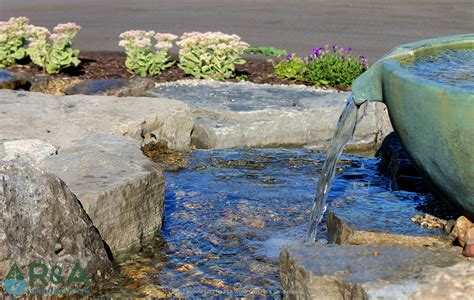 Pondless Water Fountains Ada Pondless Water Feature Landscape Lighting R A