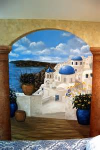 greek wall murals 84 best images about greek island paintings on pinterest
