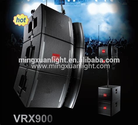 Speaker Mini Line Array mini line array speaker box vrx900 buy empty speaker