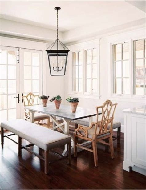 Dining Room Lantern Chandelier 39 Beautiful Shabby Chic Dining Room Design Ideas Digsdigs