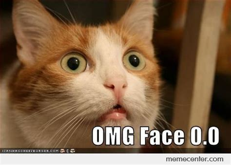 Omg Meme - omg face by ben meme center