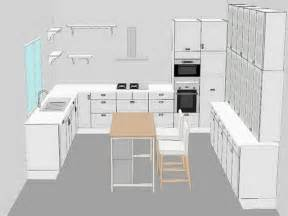 Kitchen Design Planner Build Kitchen With Ikea 3d Planner Tool Your Home