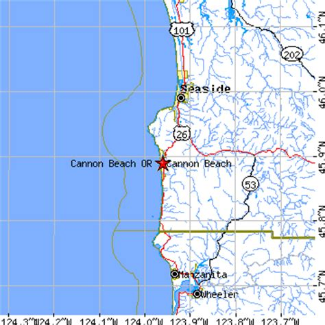 map cannon oregon cannon oregon or population data races