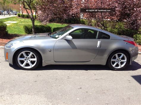 nissan coupe 350z 2003 nissan 350z touring coupe 2 door 3 5l
