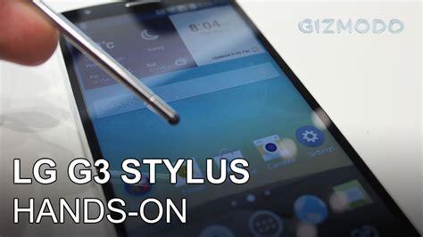 lg g3 stylus im ersten on auf der ifa 2014
