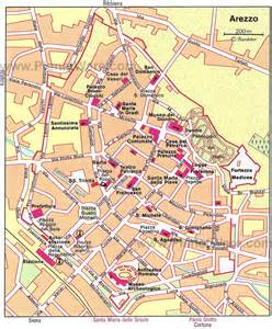 Arezzo Italy Map by 8 Top Tourist Attractions In Arezzo Amp Easy Day Trips