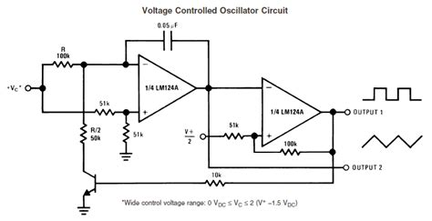 grounded capacitor vco pdf low voltage can i make a vco audio range with only one capacitor electrical