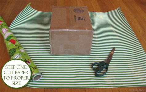 how to wrap a gift gift wrap archives simplified bee