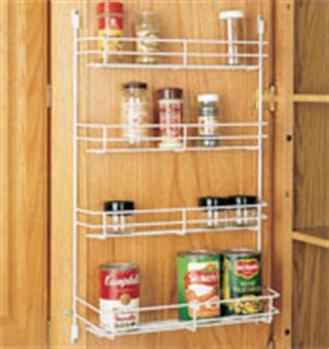 Kitchen Cabinet Door Spice Rack by Spice Racks Rta Cabinet Store