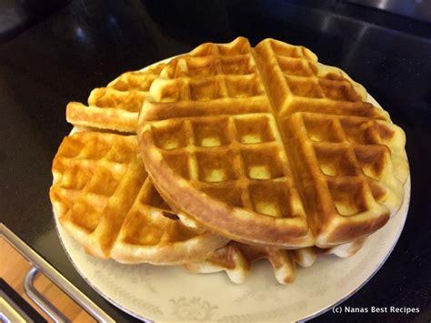 best belgian waffle recipe sourdough belgian waffles nana s best recipes