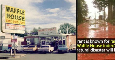 waffle house index waffle house index 28 images fema s waffle house index your tax dollars at work