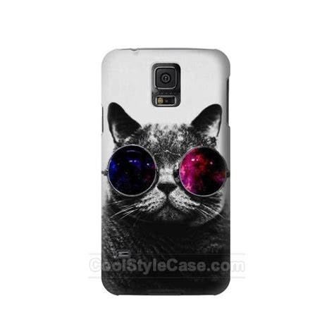 samsung galaxy s5 mini cases mobile fun limited cool cat glasses samsung galaxy s5 case now gs5 limited