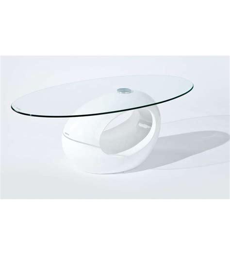 tavolo vetro bianco tavolino in fibra di vetro bianco lucido e vetro temperato