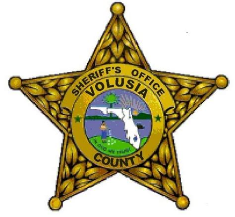 Volusia County Sheriff Office and a presentation it was rotary club of debary