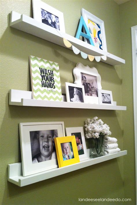 picture ledges from ikea for the master bedroom wall bathroom ledges landeelu com