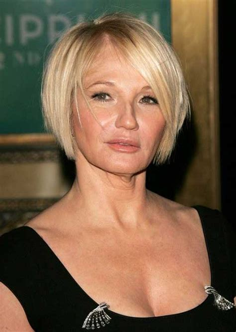 short hairstyles for the over50s 15 short bob hairstyles for over 50 bob hairstyles 2017