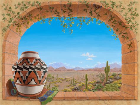 southwestern murals bing images