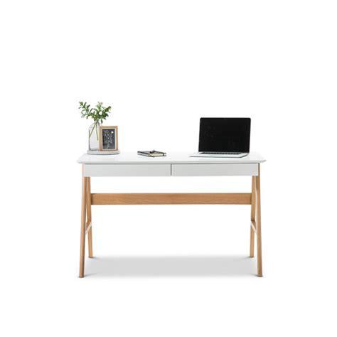 2 drawer desk white white scandi 2 drawer desk temple webster