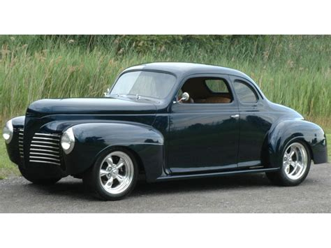 1943 plymouth coupe 301 moved permanently
