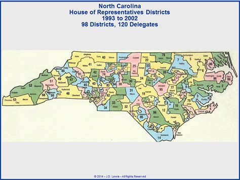 Nc House Representatives 28 Images 2006 Election Maps With N C House District