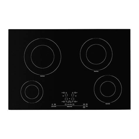 Magnetic Cooktop Nutid 4 Element Induction Cooktop Black Technology