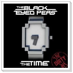 time testo black eyed peas the time testo e musicasounds