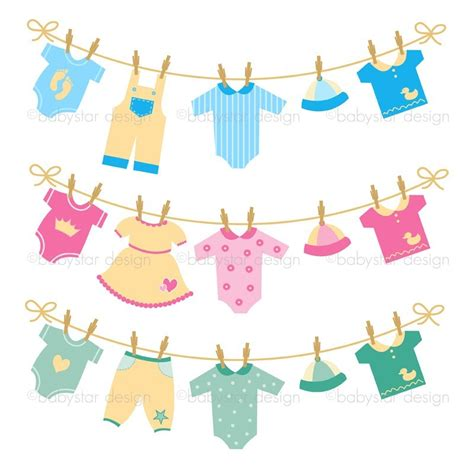 baby clothes clip cliparts co