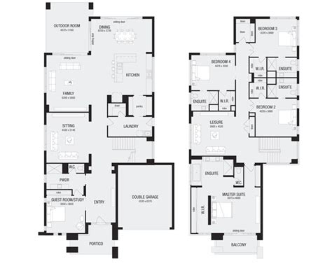 metricon floor plans 129 best images about metricon designs on pinterest new