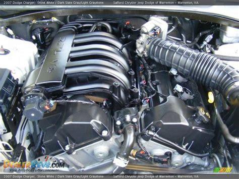 2 7 dodge charger engine 2007 dodge charger 2 7 liter dohc 24 valve v6 engine photo