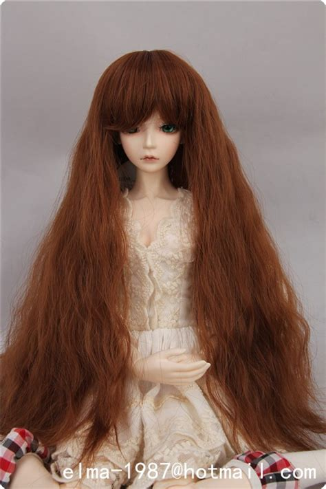 jointed doll wigs wigs for bjd nature wigs