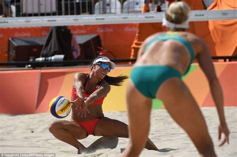 Costa rica s natalia alfaro tries to control the ball during the women