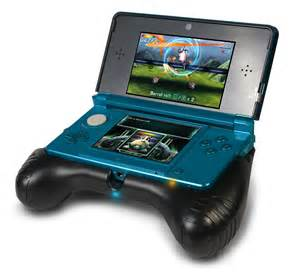 Play Kitchen From Old Furniture 3ds deluxe power grip adds console handles extra battery