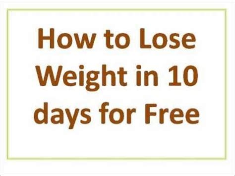 Friday How To Lose A In 10 Days by Pin By Clara Mounin On How Lose Weight Fast