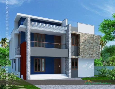modern house names in kerala modern house