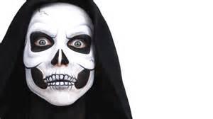best halloween white face paint halloween advanced skull face paint tutorial snazaroo