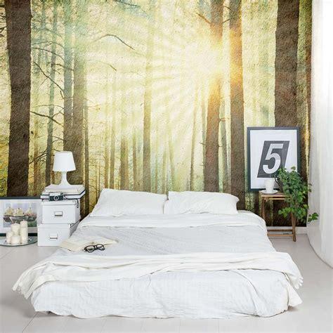 forest wonderland wall mural