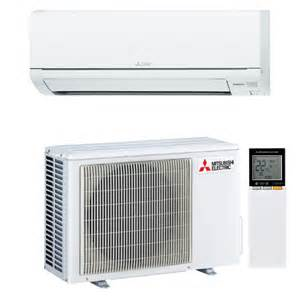 Mitsubishi Electric Split Systems Mitsubishi Electric Mszgl50vgdkit Room Split Systems