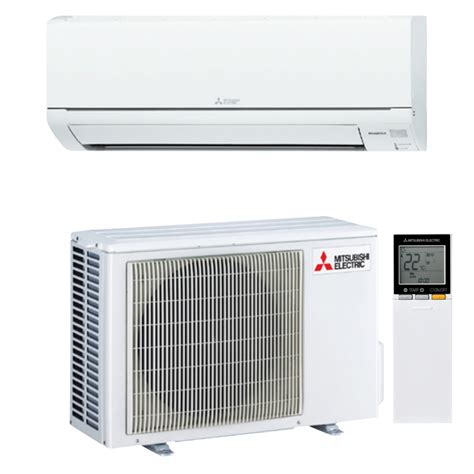 mitsubishi electric air conditioner system inverter reverse cycle