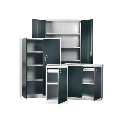storage armoire with shelves metal storage cabinets with doors and shelves decor