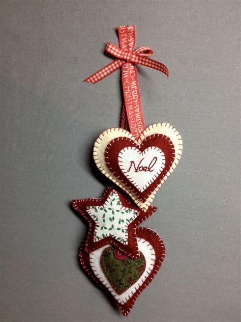30 beautiful felt christmas decorations ideas decoration