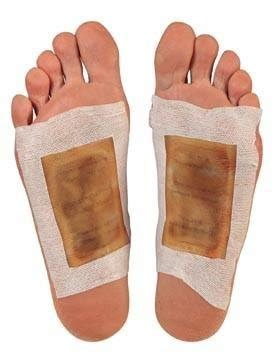 Detox Foot Pads For Weight Loss Reviews by Weight Loss Reduction Detox Foot Pads Detoxifying