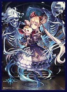 Card Sleeves Unica Shadowverse 1 chara sleeve collection mat series shadowverse no