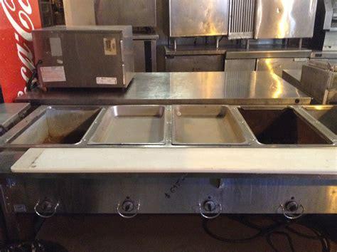 restaurant steam table steam table la semi nueva used restaurant equipment