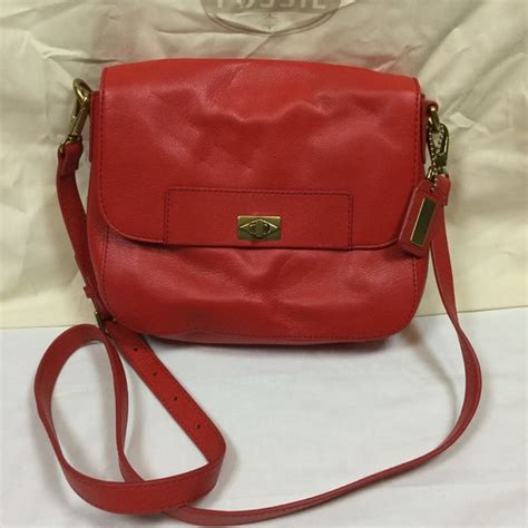 Authentic Nwt Fossil Flap Crossbody Cordovan 39 fossil handbags fossil amanda flap crossbody nwt