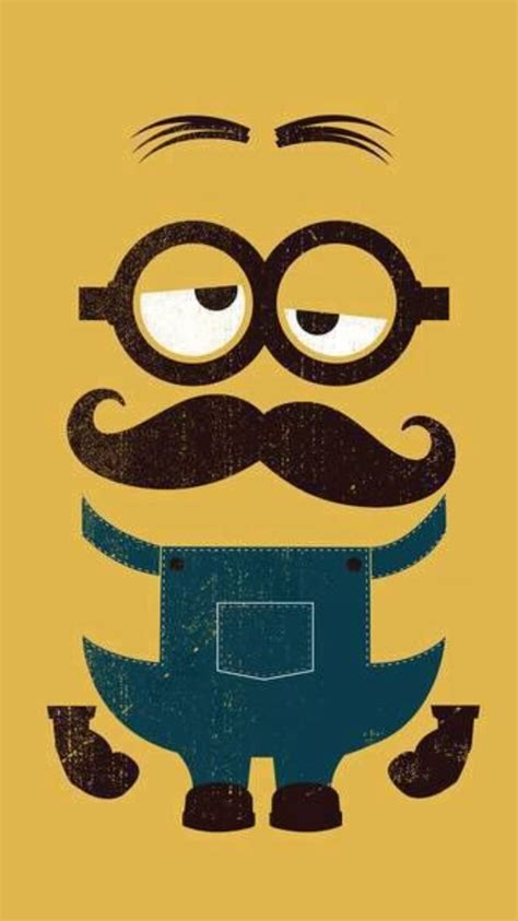 imagenes de minions de amor tumblr 17 awesome mustache wallpapers for phones and walls men