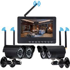 wireless digital 4ch dvr outdoor indoor home security