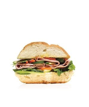 Simple Search Michigan Ham Banh Mi Sandwich Recipe Real Simple
